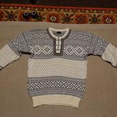 Фирменный норвежский шерстяной свитер Dale of Norway Setesdal M.