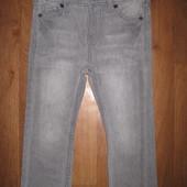 Джинсы- скинни для девочки, на рост 86 см., 1-2 года! H&M. Состояние нового!