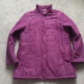 Утепленная деми-куртка на 16/44 р-р. Смотрим замеры и фото в магазине.