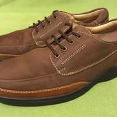 Туфли Pavers, Англия, р.42 стелька 28,5см. Натур.кожа