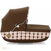 Люлька с сумкой Inglesina Vittoria Ballant Rose ab10c6btr Италия коричневый 1215277