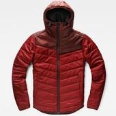 Куртка с декоративной змейкой 379красный