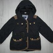 Стеганая куртка TU 3-4 года 98-104рост