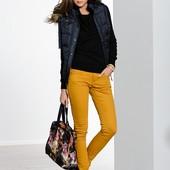 Яркие джинсы, скинни Zara 38 р