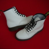 .Ботинки Dr.Martens оригинал кожа 39-40 размер