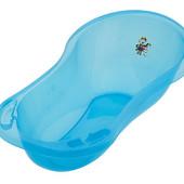 """Прозрачная ванночка с блеском """"Prince"""" 100 см. Okt 1862 Польша синий 1219912"""