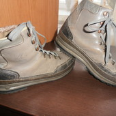 Чоловічі коричневі чобітки