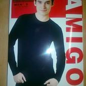Термобелье комплект мужской хлопок Amigo