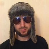 Хорошая зимняя шапка Tu L/XL (на объем 56-58 см)