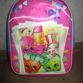 Детский рюкзачок (рюкзак) Шопкинс shopkins