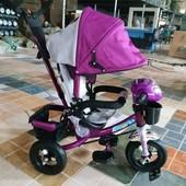Новинки 2017!велосипед  Baby Trike