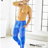 Мужские домашние брюки 100% хлопок Watsons Германия р. XL