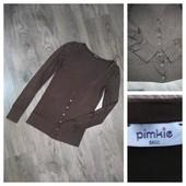 Удлинённый кардиган Pimkie, цв.- коричневый, р.xs-m, Уп 12