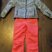 Лыжный костюм, комбинезон зимний 158-164;170-176см