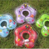 Надувной круг для купания ребенка, малыша, новорожденного