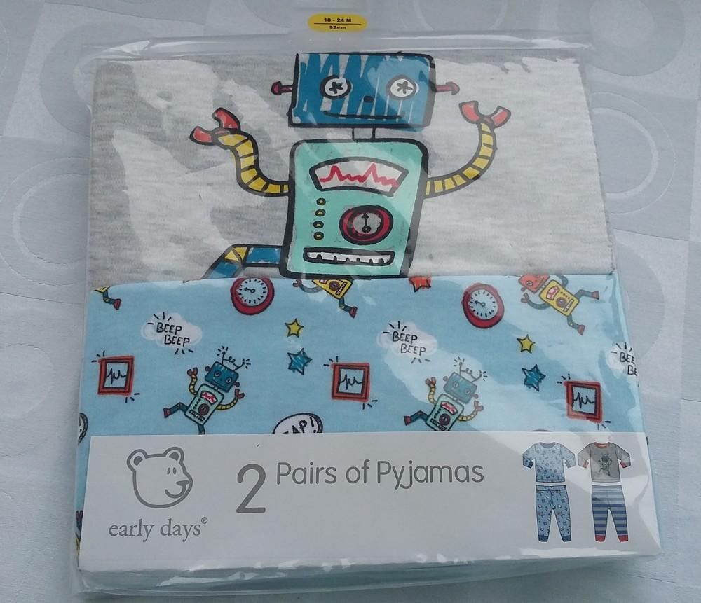 Котонові піжами для хлопчиків primark фото №1 8b2db5fd547bc