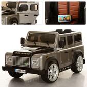 Детский электромобиль Джип M 3190 Eblrs Land Rover