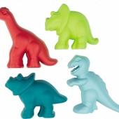 Набор формочек для песка Диноленд динозвары динозавр Ecoiffier Франция пасочки мир юрского периода
