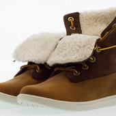Timberland кожаные оригинальные ботинки 31