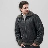 Куртка-дубленка имитация овчины р-р L от Тсм Tchibo Германия