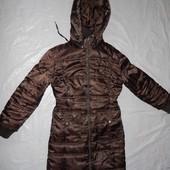 р. 146-152 пуховое пальто зимнее, Kenzo, в хорошем состоянии