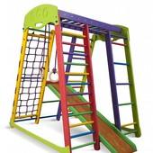 Детский игровой комплекс, спортивный уголок Sport Kroha classic + подарок