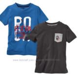 Набір футболок  німецького виробника Lupilu )))  100% котон