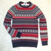 Теплый свитер H&M, M