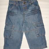 джинсы на 9-12 мес