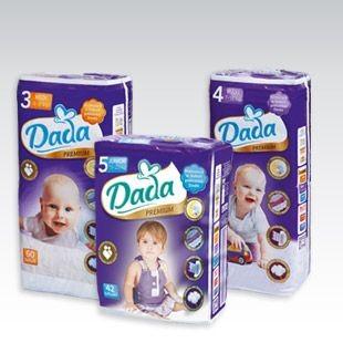 Подгузники Dada Premium Польша памперсы Дада премиум фото №1