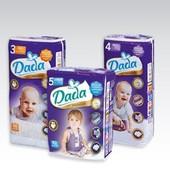 Подгузники Dada Premium Польша памперсы Дада премиум