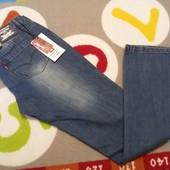 Крутые новые джинсы от Levi's, размер W32 L32