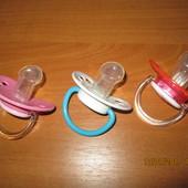 Пустышки соски ортодонтические Canpol Babies