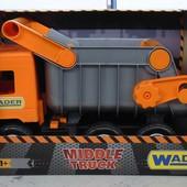 "Машина ""Middle truck"" самоскид City,  Wader  39310"