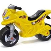 Мотоцикл беговел Орион
