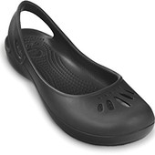 Crocs Black Thea Flat -размер 37-38