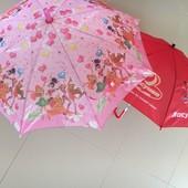 Зонт 3-7 лет,розовый продан