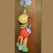 Игрушка на коляску Дрожащий жираф Giraffe