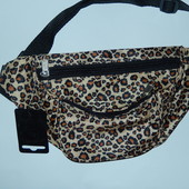 Accessories сумочка на пояс новая