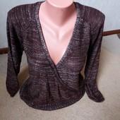 Красивый свитер.
