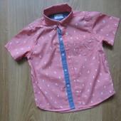 Стильная рубашка Next ( 3 года)