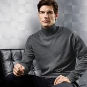 мужской свитер-гольф от тсм tchibo. 50% шерсть мериноса.