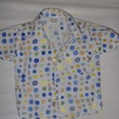 рубашка на 1-2 года