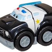 mega bloks Полицейская мини-машинка Чарли first builders chasing charly DBL94