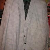 Пиджак полушерстяной,р.60-62.Big (Биг).