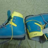 ботинки пластик для похода альпинист