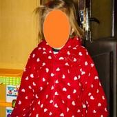 Курточка махровая 2-3 года