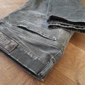 Фирменные джинсы-скинни diesel getlegg 0661b пр-во италия