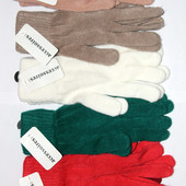 Женские трикотажные перчатки С&A Германия