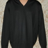 Мужской свитер джемпер Wool (XXL)